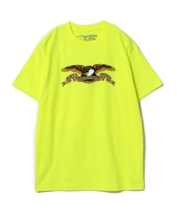 ANTI HERO / Eagle T-shirt Yelow