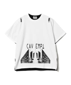 C.E / Two point Perspective Big Tee