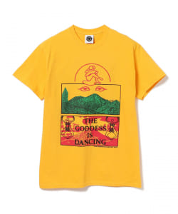Good Morning Tapes / The Goddess Is Dancing Short Sleeve Tee