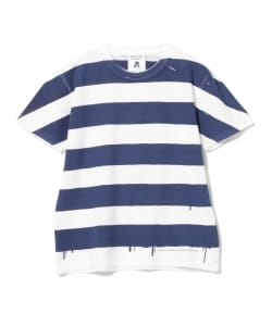 ULTRA HEAVY & TACOMA FUJI RECORDS / STRIPE Tee