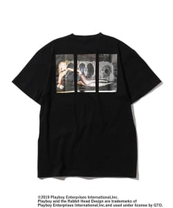【予約】PLAYBOY × BEAMS T / 別注 Gradation Photo T-shirt