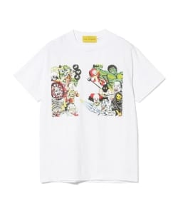 Color at Against × TAKA × BEAMS JAPAN / 別注 Tシャツ