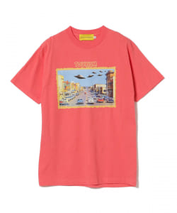 Color at Against × BEAMS JAPAN / 別注 TOURIZM Tシャツ