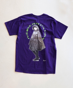 <MEN>FUJI ROCK FESTIVAL'19 × BEAMS / F-LAGSTUF-F Girl Tシャツ