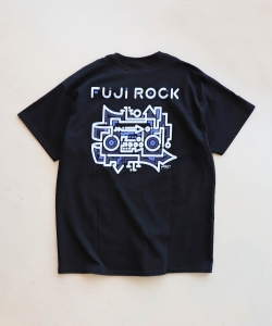 <MEN>FUJI ROCK FESTIVAL'19 × BEAMS / Yoon Hyup ラジカセ Tシャツ