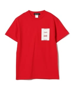 (un) projects × BEAMS T / 別注 LOGO TEE