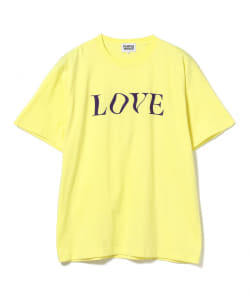 PURPLE THINGS / LOVE & HATE TEE