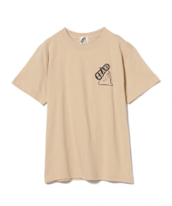 Barry McGEE × BEAMS / 別注 プリント Tシャツ
