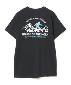 TACOMA FUJI RECORDS /  HOUSE OF THE HOLY TEE