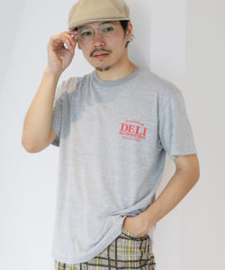 【SPECIAL PRICE】BEAMS T / DELI SHORT SLEEVE TEE