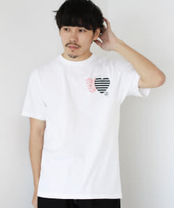 【SPECIAL PRICE】BEAMS T / Now Heart TEE