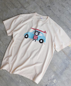 【SPECIAL PRICE】BEAMS T / Surf Bear Tee