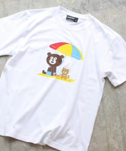 The Wonderful! design works. / パラソル BEAR TEE