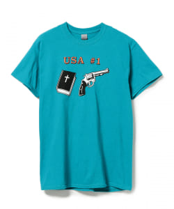 DEAR SKATING / Blind and VIDEO DAYS Collection USA Tシャツ