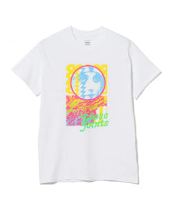 LOOSE JOINTS / プリント ショートスリーブ Tシャツ