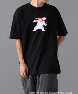 BEAMS / Coca-Cola Polar Bear Tシャツ