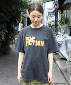 GOOD ROCK SPEED × BEAMS / 別注 PULP FICTION Tシャツ