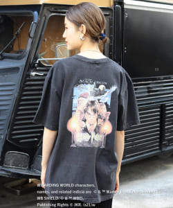 GOOD ROCK SPEED × BEAMS / 別注 Harry Potter Tシャツ