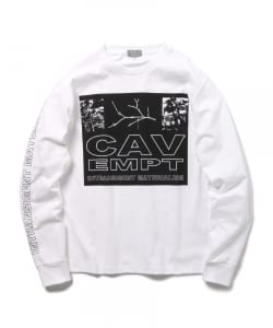 C.E for BEAMS / OWNER'S MANUAL LONG SLEEVE T #1