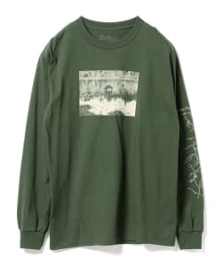 HERESY / KITTELSEN Long Sleeve Tee