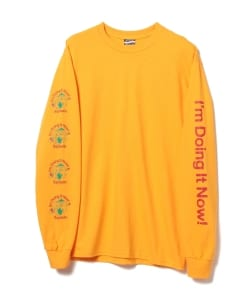 SAYHELLO / Doing It Long Sleeve Tee