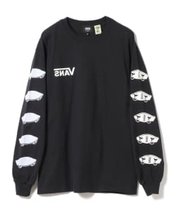 VANS × BEAMS / 別注 Reverse Long Sleeve Tee