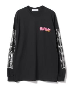 LABRAT / Comic Long Sleeve Tee