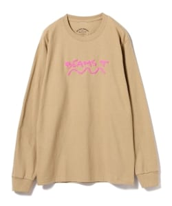 THE GOOD COMPANY × BEAMS T / 別注 Stroke Long Sleeve Tee