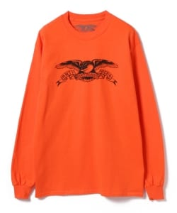 ANTI HERO × BEAMS / 別注 Basic Eagle Long Sleeve T-shirt