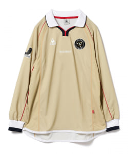 【タイムセール対象品】WHIMSY × le coq sportif / Long Sleeve Game Shirt
