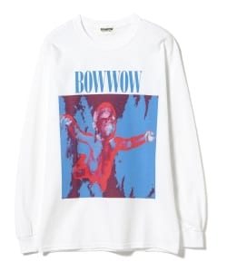 BOW WOW / Bowver Long Sleeve T-shirts