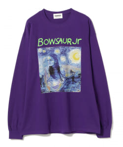BOW WOW / Bowsaur Jr Long Sleeve T-shirt