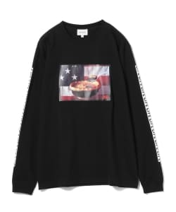 【タイムセール対象品】LIFE Magazine / American Pie Long Sleeve T-shirt