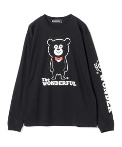 The Wonderful! design works. / Bowtie Long Sleeve Tee
