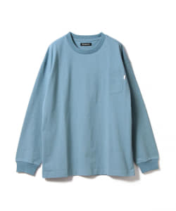 【予約】CHARI&CO × BEAMS T / 24H Pocket Long Sleeve Tee