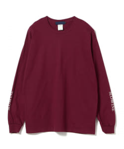 BEAMS T / Masashi Ozawa Long Sleeve Tee