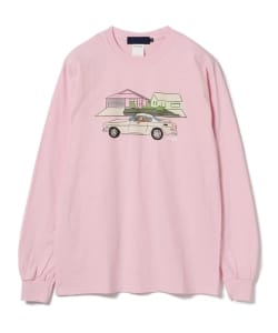aimi odawara / CAR Long Sleeve Tee