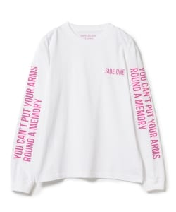 DARYL STUDIO / Memory Long Sleeve Tee