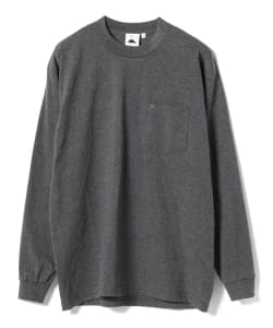Guru's Cut & Stand × BEAMS T / 別注 Long Sleeve Tee
