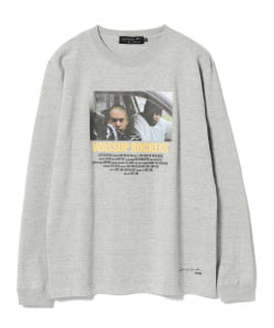 LARRY CLARK for BEAMS T / 別注 Movie Long Sleeve Tee