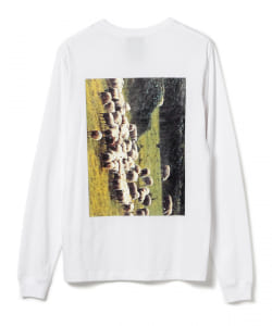 P.A.M / SUM OF IT'S PARTS Long Sleeve Tee