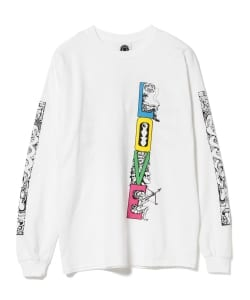Good Morning Tapes / L.O.V.E Long Sleeve Tee
