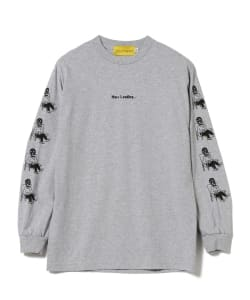 Color at Against × BEAMS JAPAN / 別注 Now Loading Tシャツ