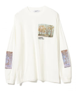 【アウトレット】Dunno / FOREST LONG SLEEVE TEE