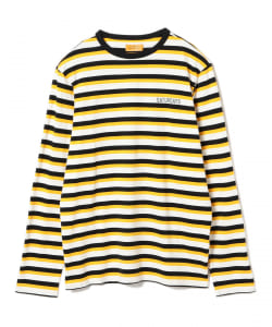 SATURDAYS SURF NYC / Alek Stripe ロングスリーブ Tシャツ