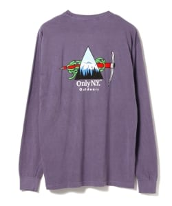 ONLY NY / Winter Expedition Long Sleeve Tee