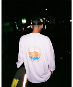 BAL × STARTER BLACK LABEL × BEAMS T / 別注 EMBLEM LONG SLEEVE