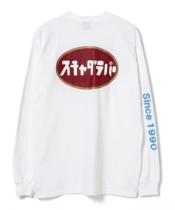 RAP TEES / スチャダラパー LONG SLEEVE TEE