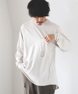 scair / SHIRT LONG SLEEVE TEE