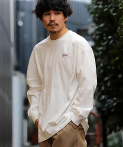CHARI&CO × Persue 1 / LONG SLEEVE TEE